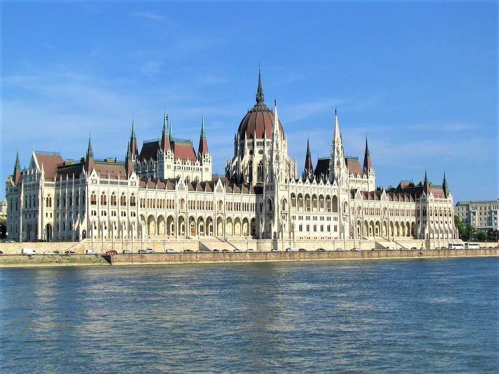 Budapest Parliament building, a must see in Budapest