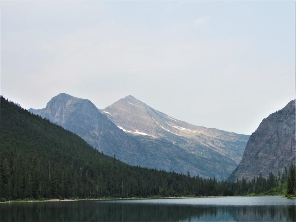 Glacier Mountain National Park - Travel Inspired by Books
