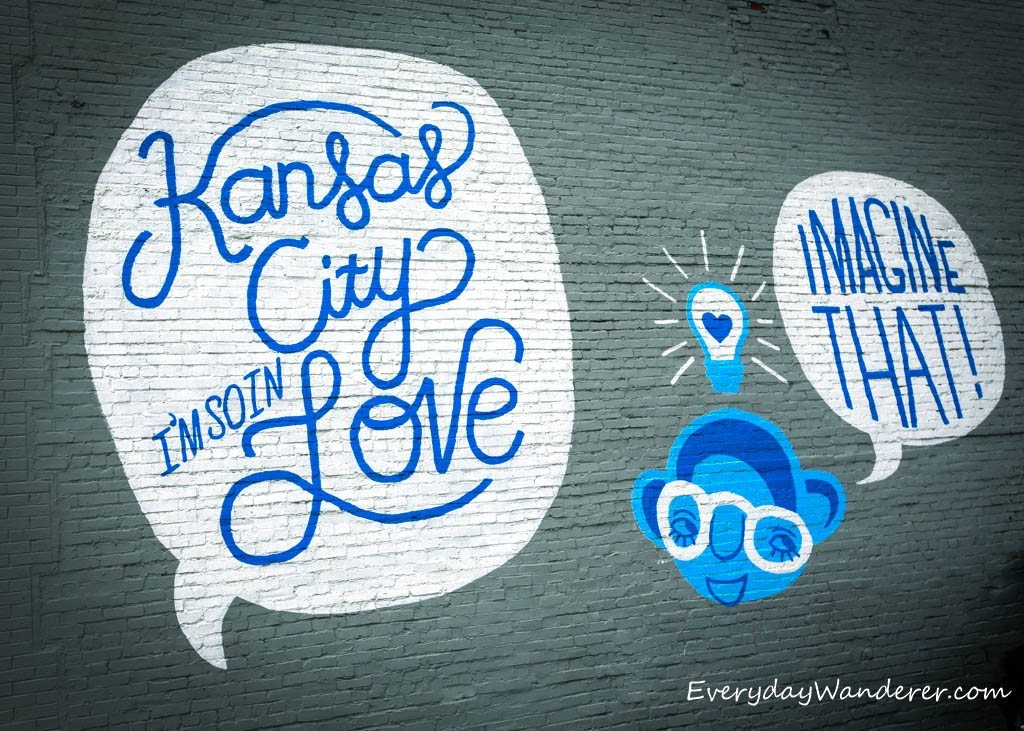 Things to do in Kansas City - So in Love Mural