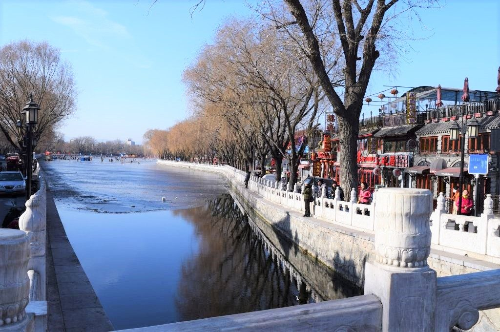 Things to Do in Beijing: Houhai Lakes