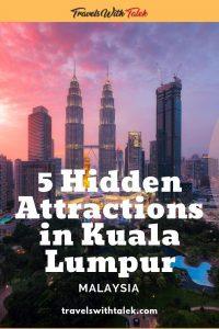 Attractions in Kuala Lumpur