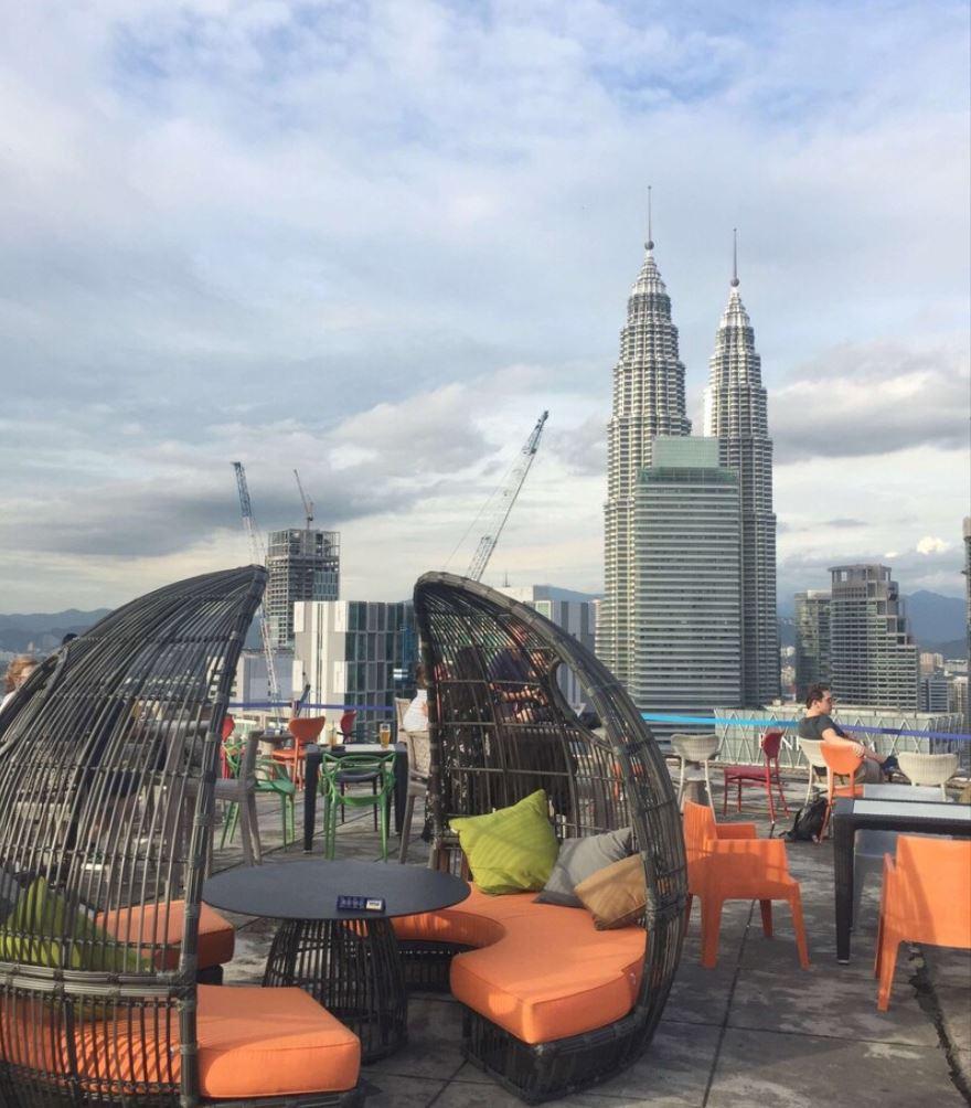 Hidden Attractions in Kuala Lumpur - Sky Bar Lounge