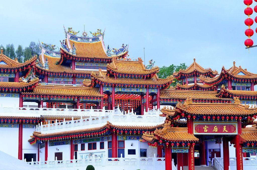 Tian Hou Gong 天后宫 Temple