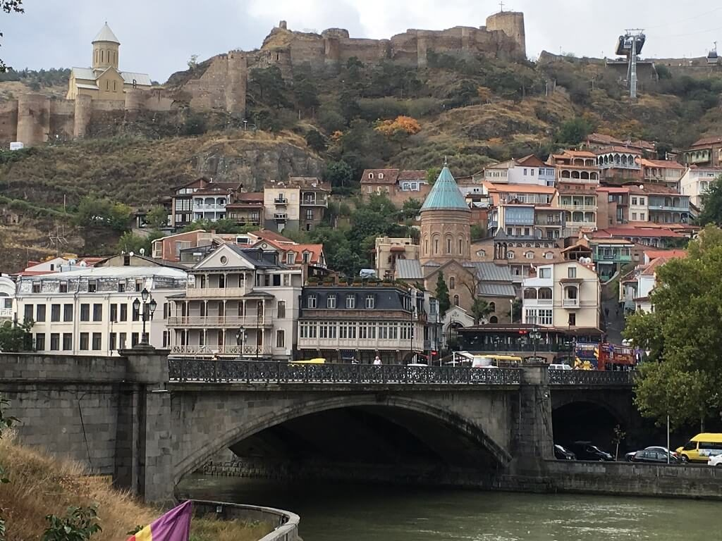 Old Town Tbilisi. So many things to do in Tbilisi