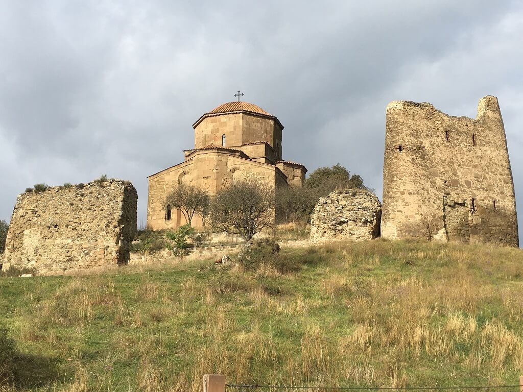 UNESCO Jvari Monastery. Things to do in Tbilisi, Georgia