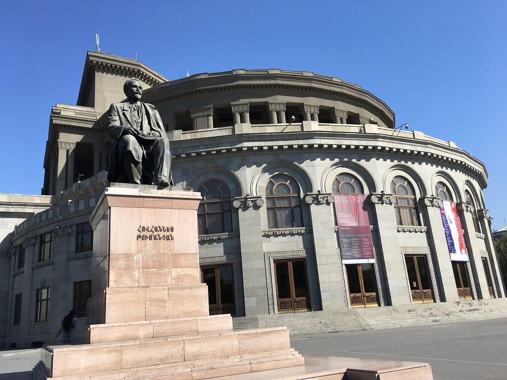The Opera in Yerevan