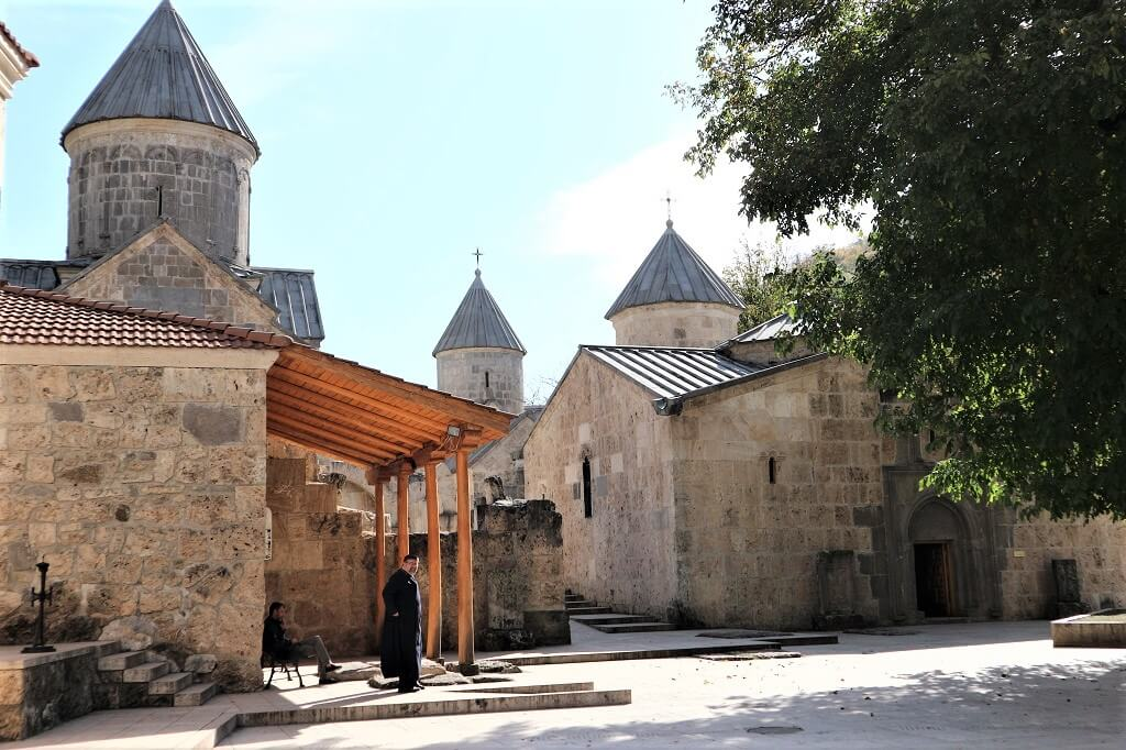Haghartsin Monastery in Dilijan National Park, places to visit in Armenia