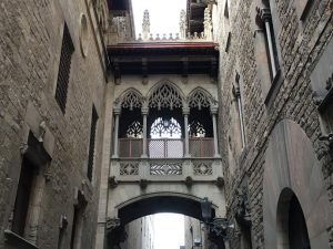 Inside Barcelona's Gothic Quarter