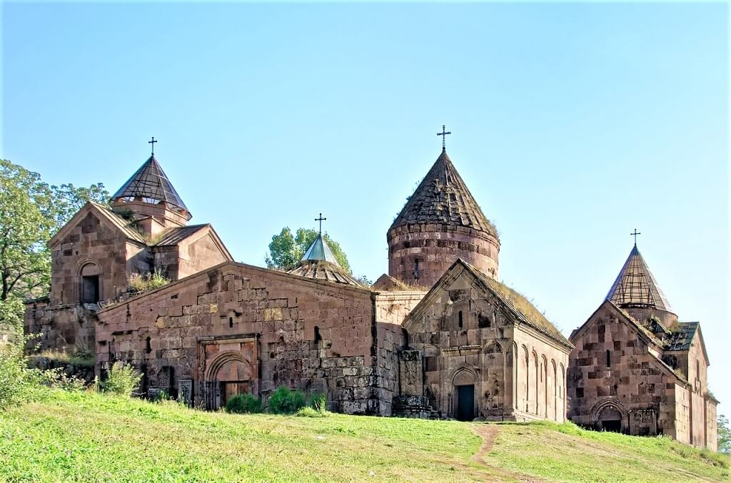 Armenian monastery, one of the things to see in Armenia
