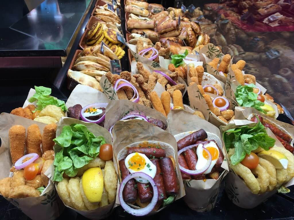 Boqueria Market must see in two days in Barcelona