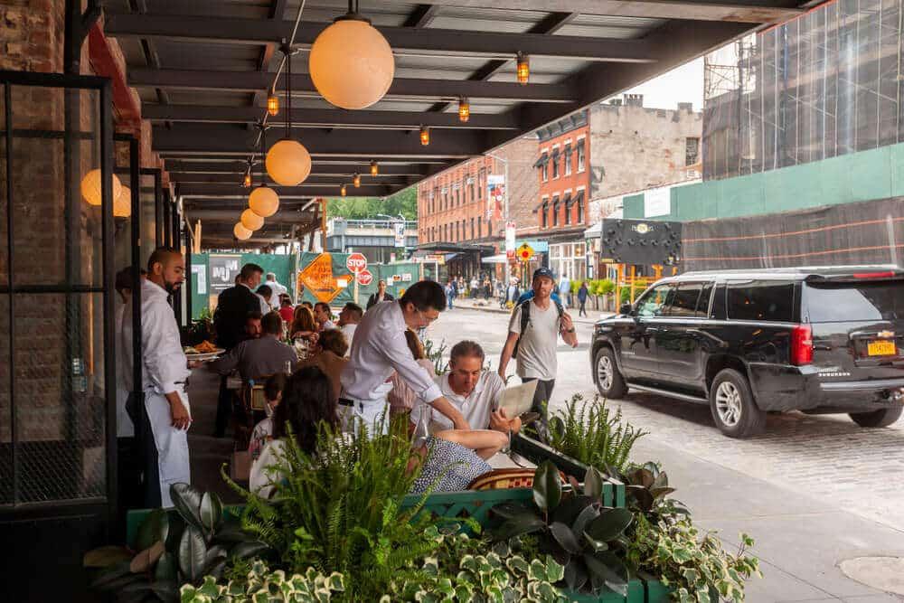 Meatpacking District, cool Manhattan neighborhood