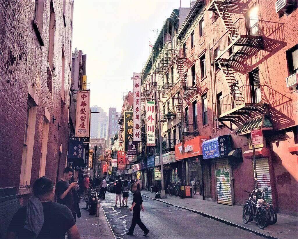 Chinatown, Manhattan neighborhood
