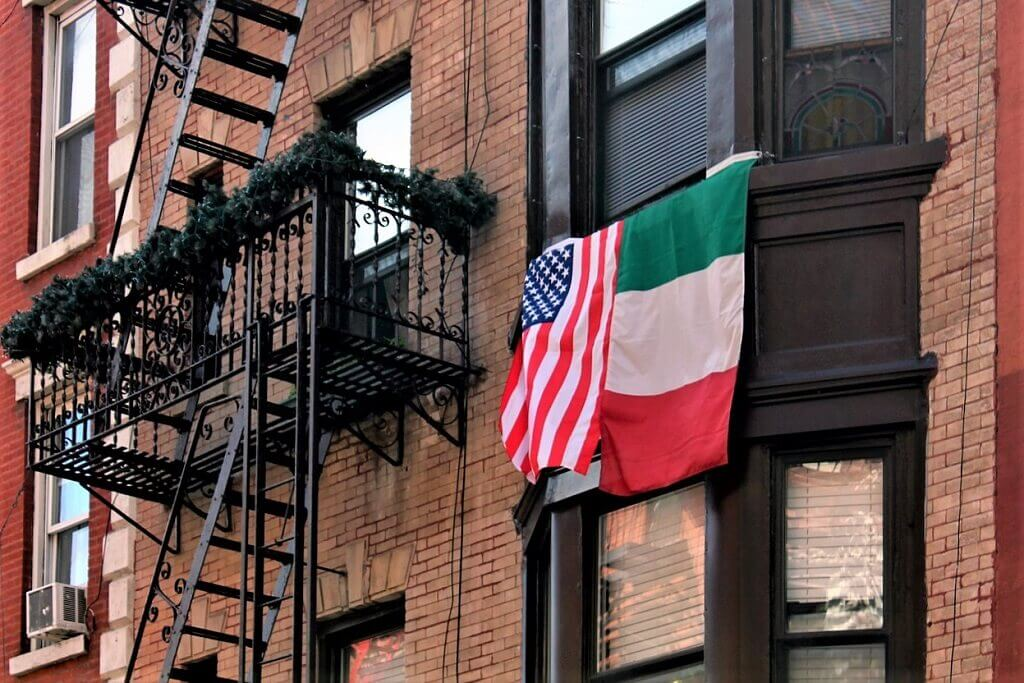 Little Italy is one of the coolest neighborhoods in Manhattan