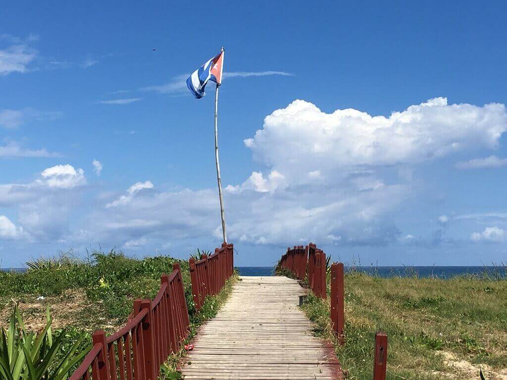 Playa del Este is one of the great day trips from Havana