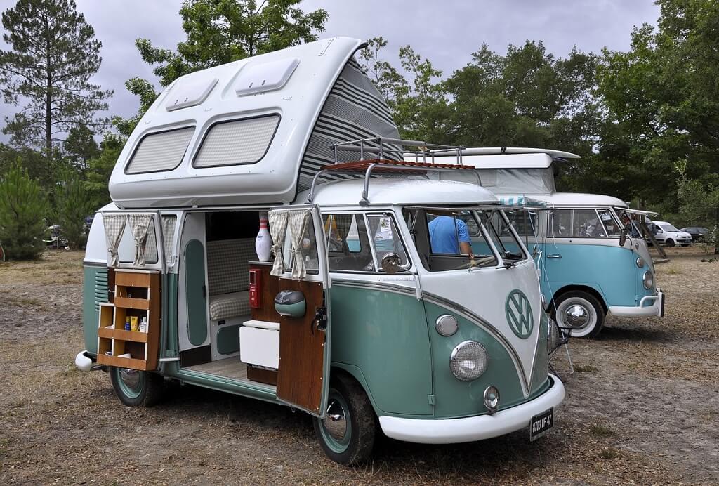 safe driving tip is rent a camper van