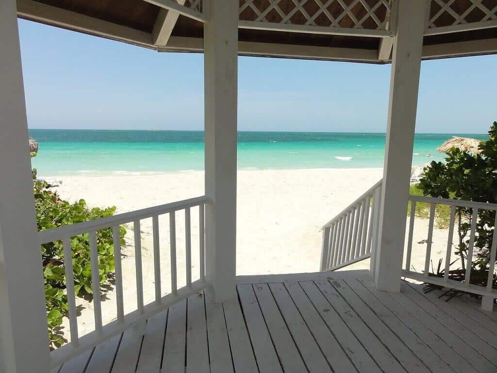 Varadero Beach is one of the day trips from Havana