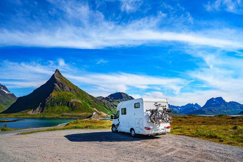 safety travel tips in a motorhome