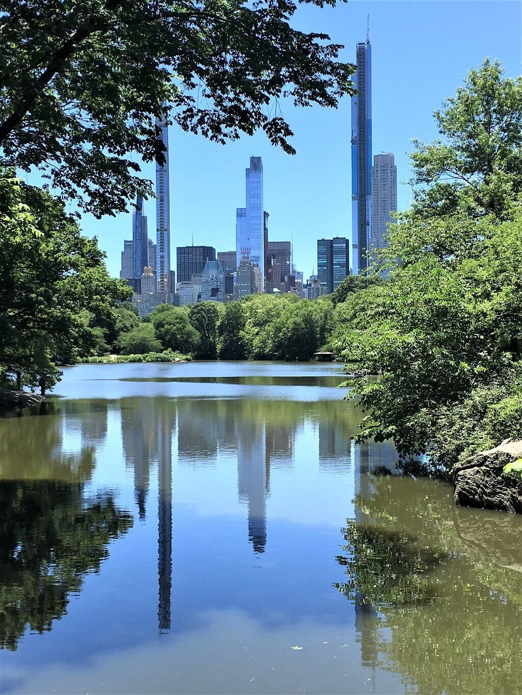 BEAUTIFUL PLACES TO VISIT IN CENTRAL PARK, NYC - WITH MAP! - Travels with Talek