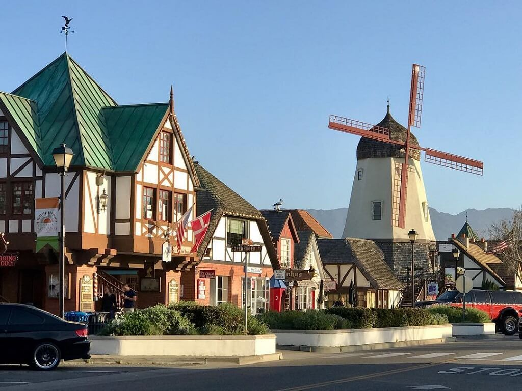 Solvang an off the beaten place to visit in the U.S.