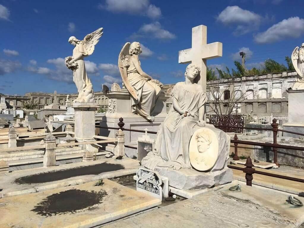 Cementerio La Reina in Cienfuegos