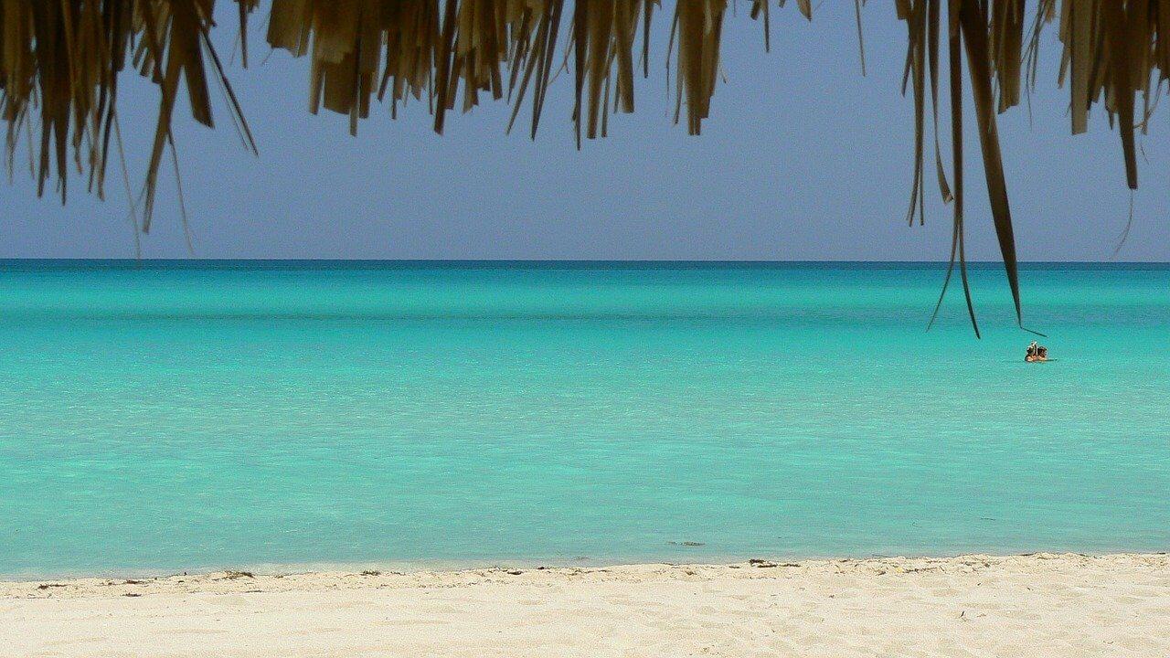 The Cuban Coastline
