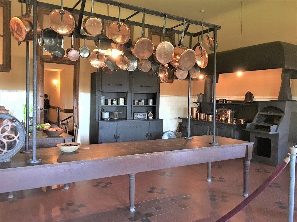 Kitchen at Biltmore