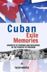 Cover for Cuban Exile Memories book