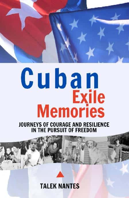 Cover for Cuban Exile Memories book