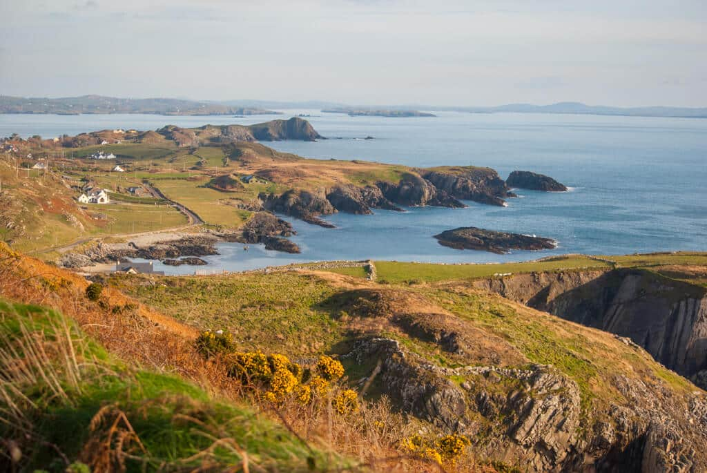 Wild Atlantic Way in Ireland is made for slow travel