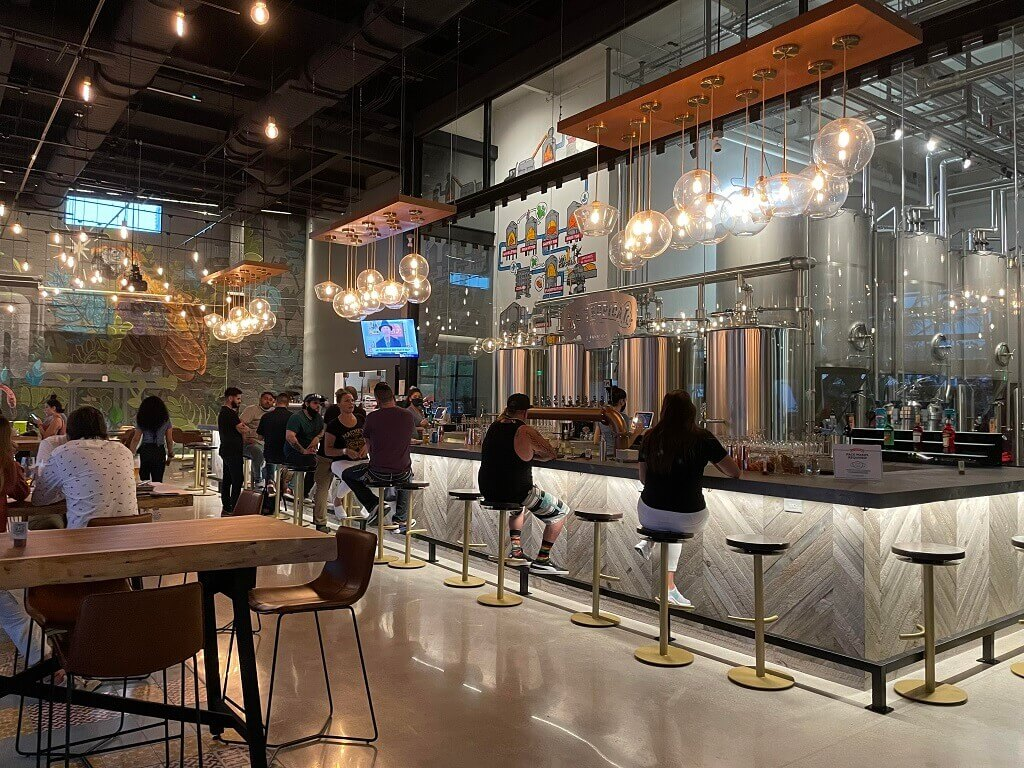 La Tropical Brewery in Miami