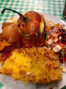 Arequipa fusion cuisine