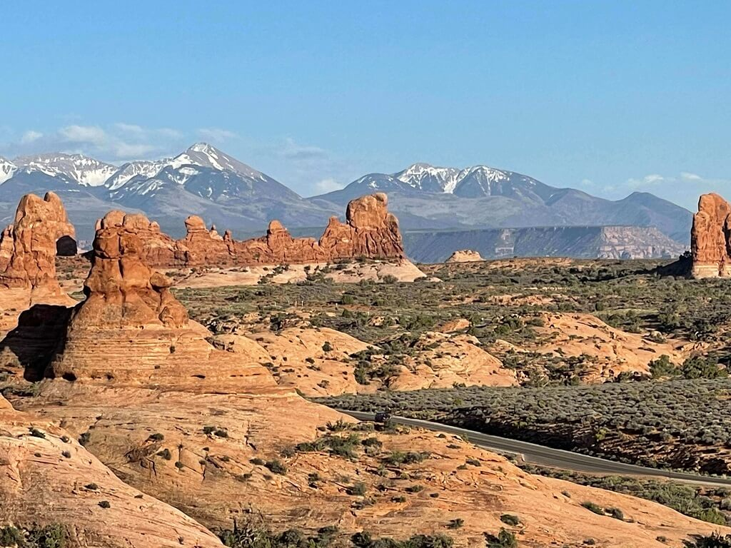 Western scenery on a Colorado to Utah road trip