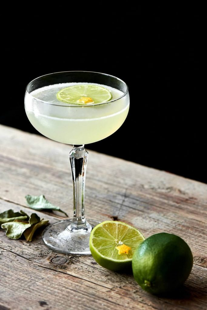 the daiquiri, one of the legendary cocktails.