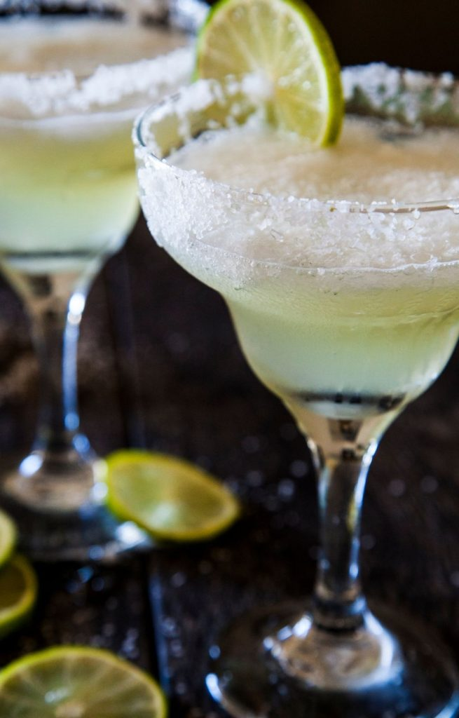 A margarita, one of Mexico's legendary cocktails.