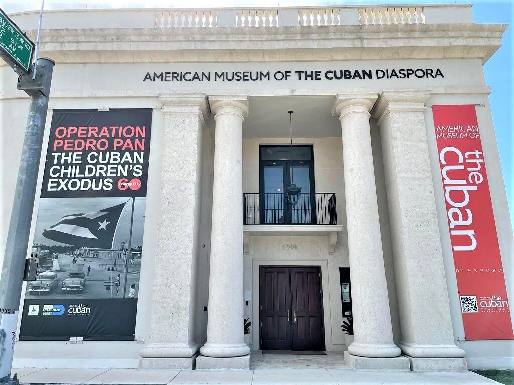 """The Cuban"" Museum, a center of Cuban Culture."